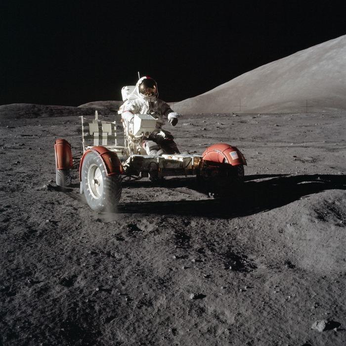 Последние шаги последних людей.... на Луне. Луна, программа аполлон, последние люди на Луне, космос, длиннопост
