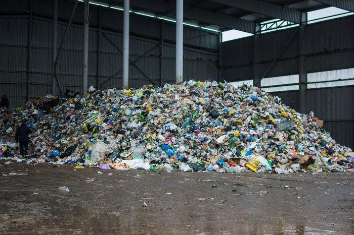 Первым делом - сортировка технологии, Утилизация отходов, экология, копипаста, длиннопост