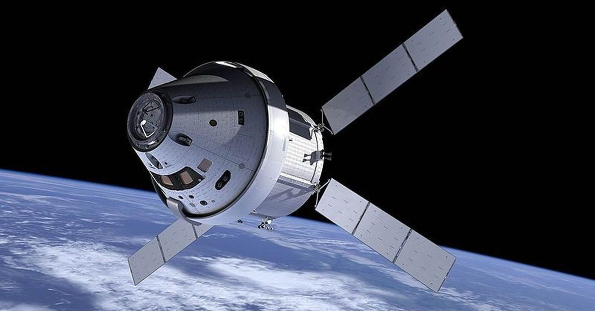 orion spacecraft - 1024×575