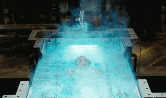 Когда в ванной из крана резко побежал кипяток: