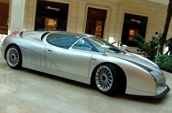Малоизвестный концепт. (Часть 12) 1997 Alfa Romeo italdesign scighera. Авто, Концепт-Кар, Автомобильное сообщество, Прототип, Alfa romeo, Длиннопост