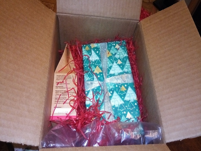 Анонимный Дед Мороз 2018 2018, Анонимный Дед Мороз, Обмен подарками, Кот, Татарстан, Тайный Санта, Мейнстрим, Длиннопост