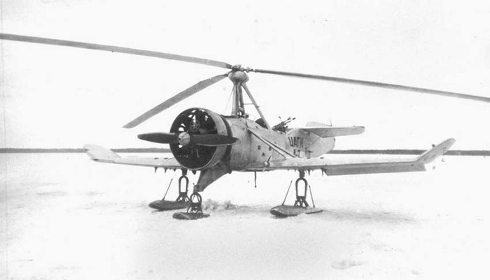 Ми-1 - вертолёт 1940-х годов. Авиация, Вертолёт, Миль, длиннопост, видео