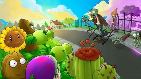 Оригинальную Plants vs. Zombies отдают совершенно бесплатно Раздача игр, Origin, Plants vs Zombies