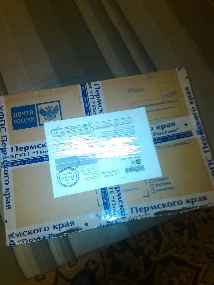 Новогодний обмен подарков Новыйгород, Обмен подарками, Длиннопост
