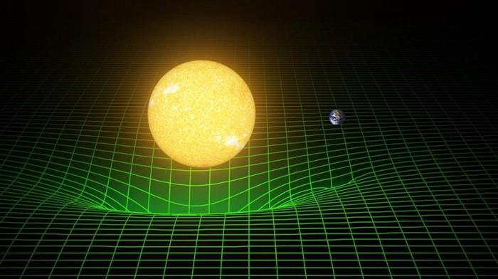 О гравитации простыми словами. космос, гравитация, знания, Интересное, вселенная, длиннопост