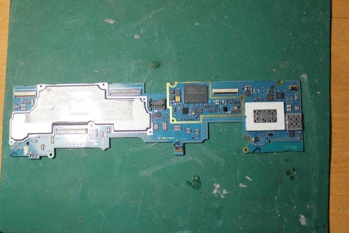 Samsung N8000 - Чиним и Прокачиваем. Samsung, N8000, Emmc, BGA, Ремонт техники, Длиннопост