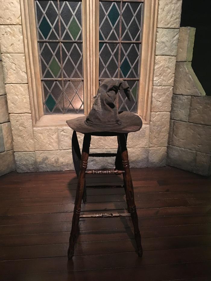 Выставка реквизитов с фильмов о Гарри Поттере. Гарри Поттер, Выставка, Мадрид, Длиннопост
