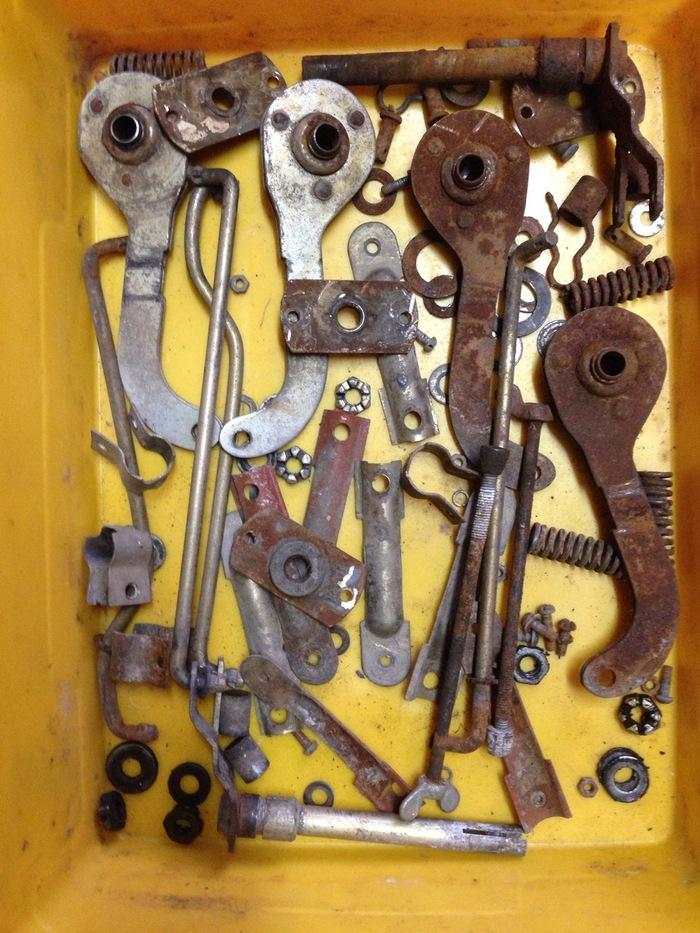 Два педальных Москвича. Было-стало игрушки, сделано в СССР, реставрация, длиннопост