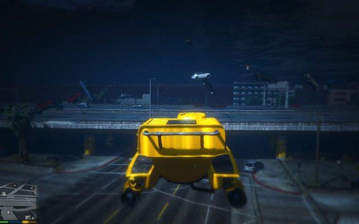 Конструктор с базуками и наводнениями: шесть великолепных модов для GTA V Gta 5, Моды, Космос, Атлантида, Видео, Длиннопост