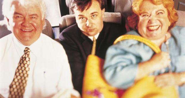 Самолетный этикет Самолет, Этикет, Правила поведения, Хороший тон, Длиннопост, Текст, Гифка
