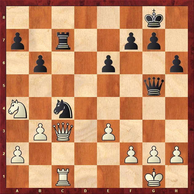 Лёгкая задачка перед сном Шахматы, Шахматные задачи