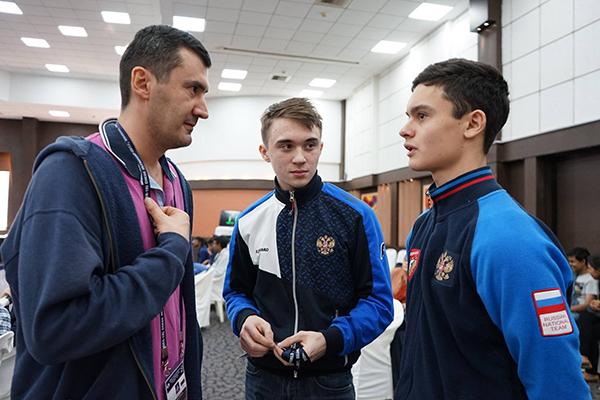 Юношеская сборная России за тур до финиша выиграла Олимпиаду Шахматы, Новости, РШФ, Спорт