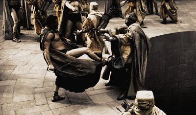 Это Спарта Спарта, Политика