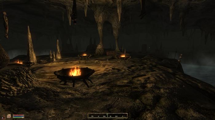 Бесславная гибель легендарного Короля Червей The Elder Scrolls IV: Oblivion, Баг, Босс, Маннимарко, Wat, Длиннопост