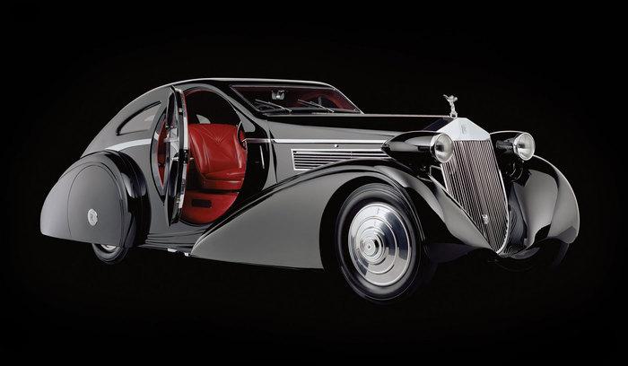 Rolls Royce Phantom I Jonckheere Rolls-Royce, Ретроавтомобиль, Авто, Техника, Длиннопост