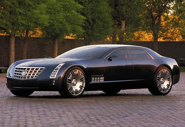 Cadillac Sixteen - 1000-сильный седан Cadillac, Концепт, Авто, Техника, Длиннопост