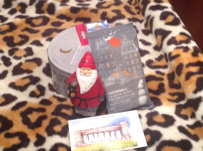 Новогоднее настроение пришло и ко мне Обмен подарками, Тайный Санта