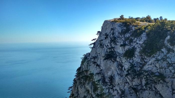Немного ярких фото из октябрьского похода по Крыму Крым, Поход, Горы, Длиннопост