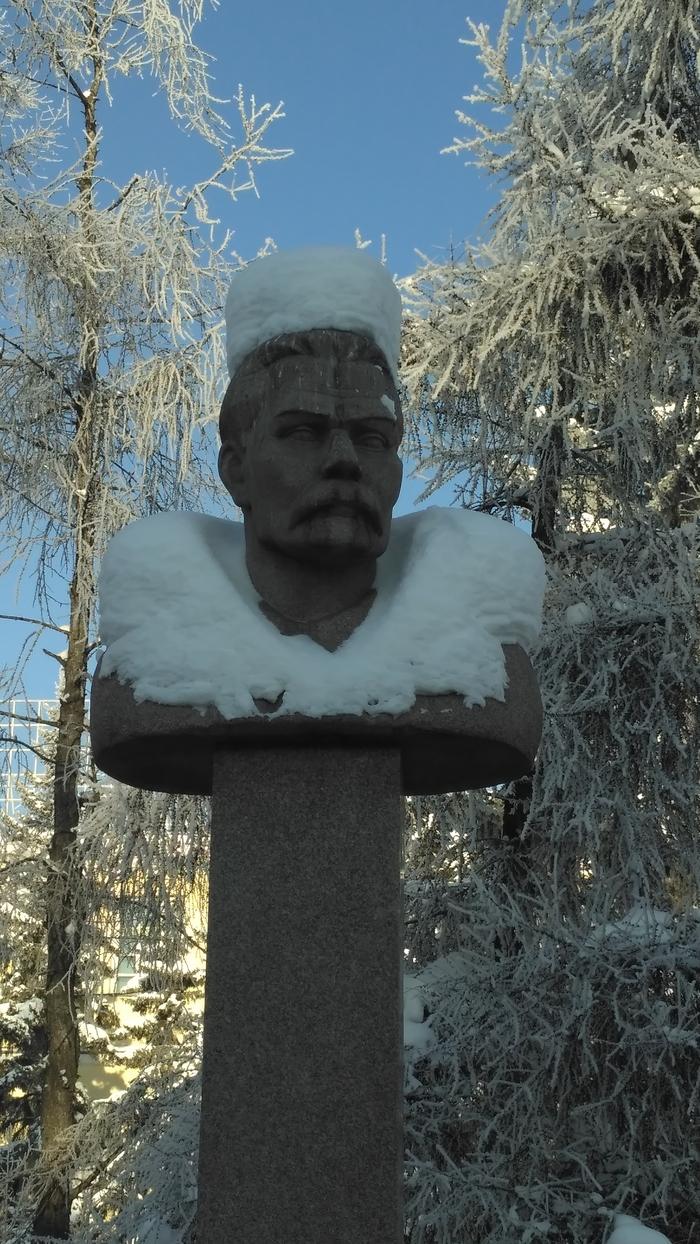 К сибирской зиме готов!