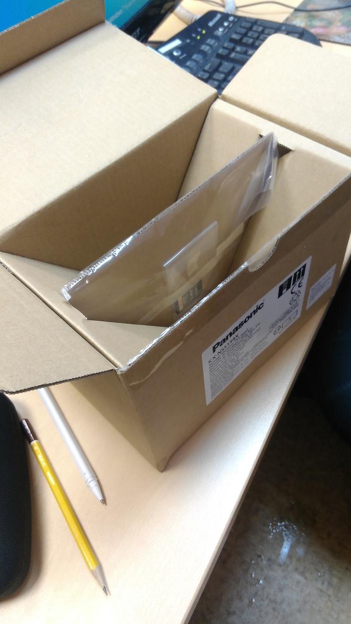 Приспособились к нашей почте Почта, Упаковка посылки, Надежность