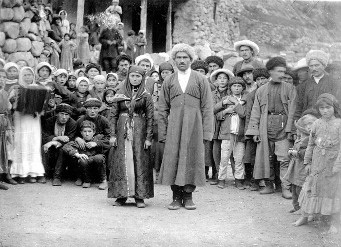 Карачай и Балкария на старинных фотографиях. Старое фото, История, Кавказ, Балкария, Карачай, Длиннопост