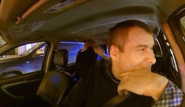 Такси в москве секс