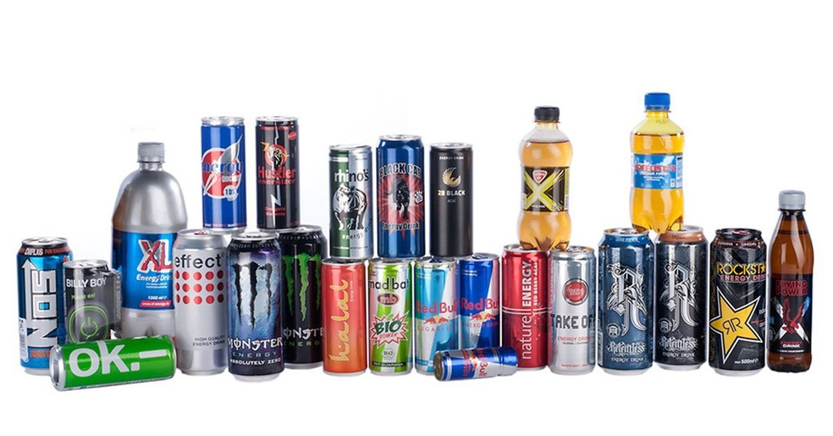 marketing mix of energy drink