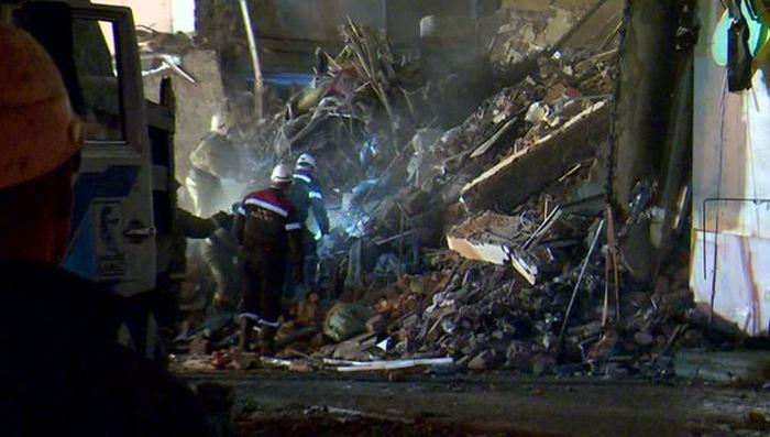 Спас жильцов перед обрушением дома новости, Ивановская область, Спасение, обрушение дома