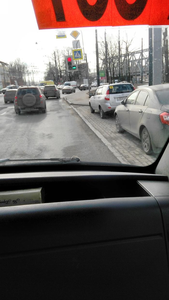 Кстати,о парковках... Парковка, Ничего не меняется, Длиннопост