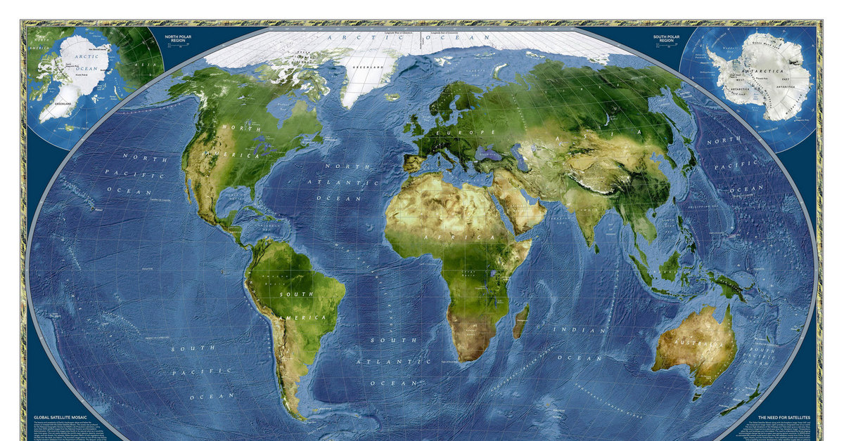 earth and satellite maps - HD2560×1600