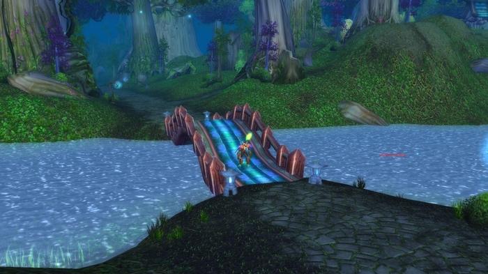 Новый World of Warcraft Classic - первые скриншоты Blizzard, World of Warcraft, Классика, Pixel art