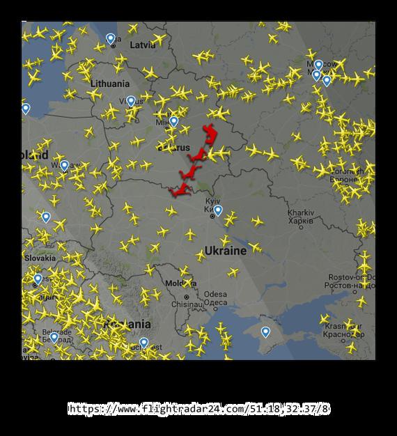 Интересный самолет... Flightradar24, Санта-Клаус, Самолет