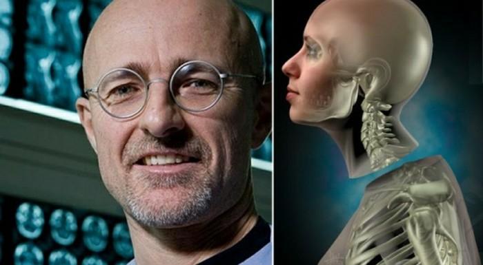 В Китае итальянский хирург проводит первую в мире операцию по пересадке головы Серджио Канаверо, пересадка головы, будущее, операция