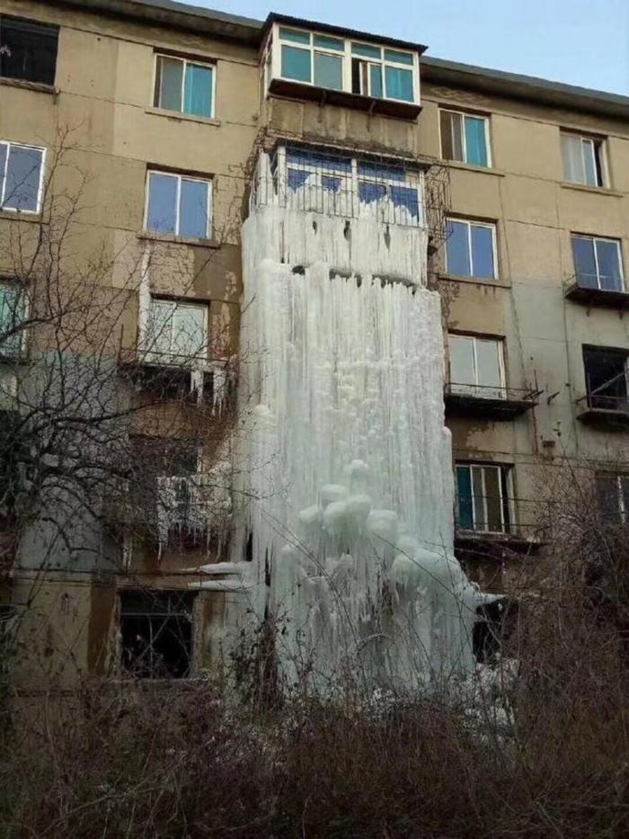 Знатно топило\ хорошие морозы