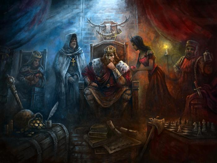 Литстрим по Crusader Kings II. Финал! Литстрим, Компьютерные игры, Длиннопост, Юмор, Crusader Kings II