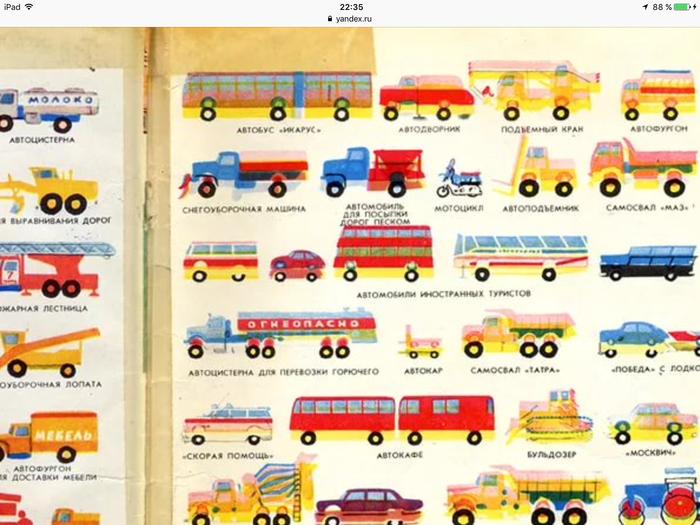 Тонкий намёк в книге 1963 года издания Детские книжки, Катофалк