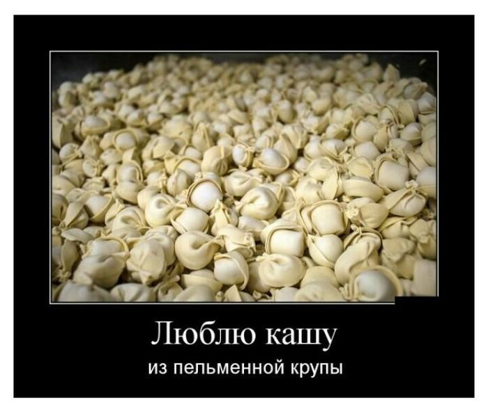 Кашка Каша, Пельмени