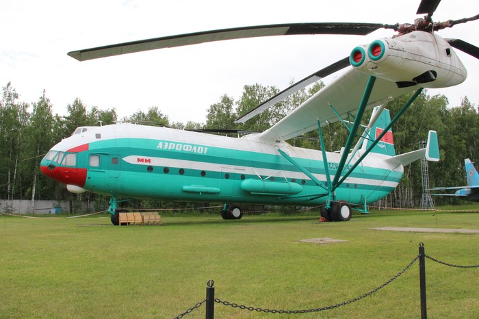 Знакомьтесь, самый большой вертолет в мире... Вертолеты России, Монино, Сделано в СССР, Советская армия, СССР, Длиннопост