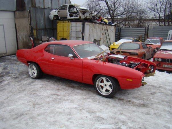 Реставрация Plymouth Roadrunner plymouth, muscle car, musclegarage, реставрация, длиннопост