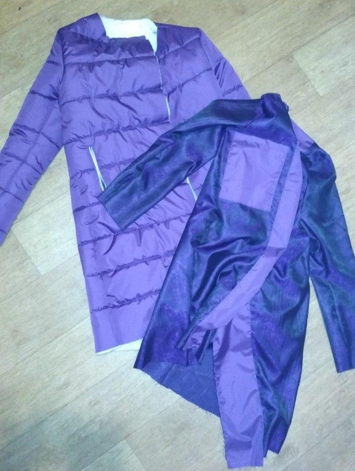 Как я шила куртку с ассиметричной застежкой пошив одежды, пошив куртки, ручная работа, рукоделие с процессом, сделай сам, длиннопост, рукоделие