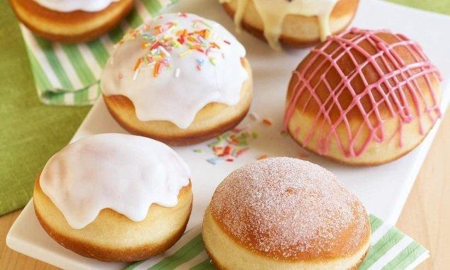 Зачем немцам пончики на Новый год Новый год, Традиции, Германия, Немцы, Длиннопост, Обычаи