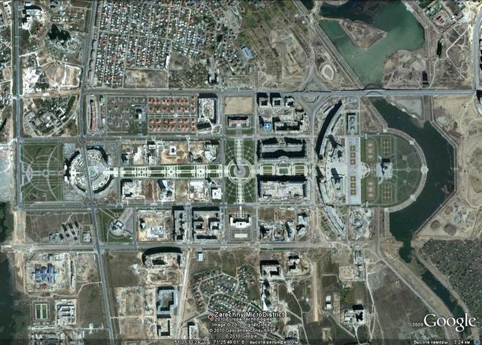 Как космический снимок помог казахстанке защитить в суде свои права Казахстан, Тоже, Космическое государство, Это вам, Не, Тяп ляп