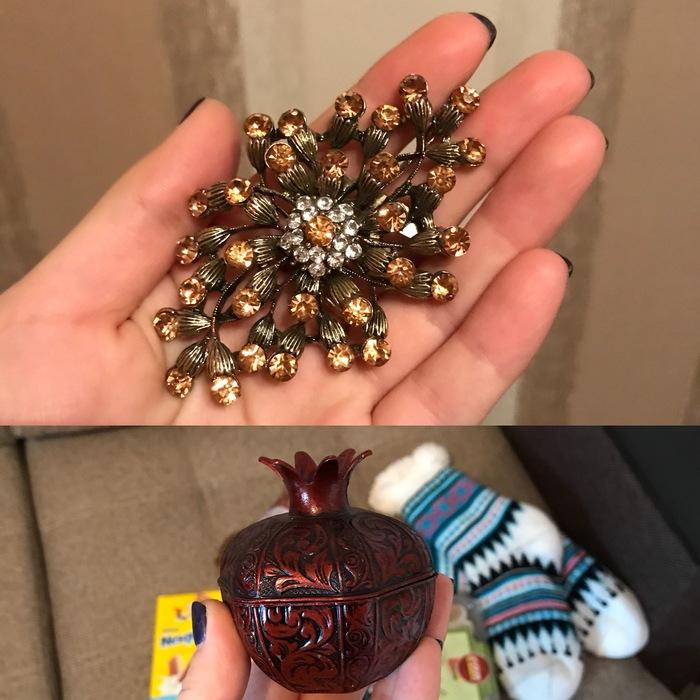 Новогодняя посылка из Баку пришла! Обмен подарками, Новый Год, Азербайджан, Казахстан, Длиннопост