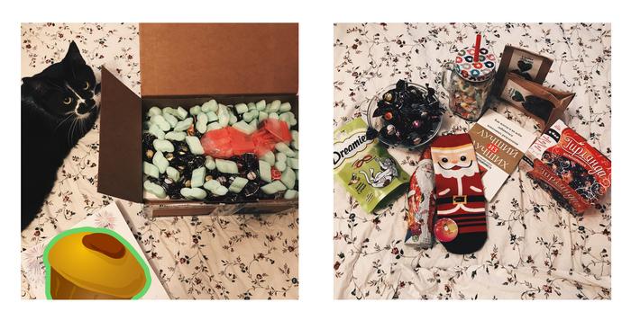 Обмен подарками 2018 Новый Год, Тайный Санта, Обмен подарками, Мейнстрим