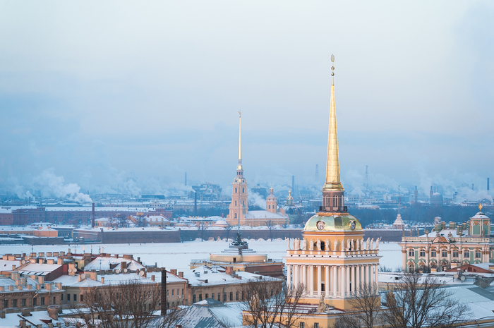 Доминанты Петербурга