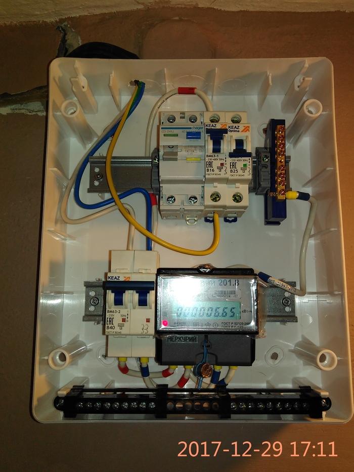 Установка электросчетчика Электрик из ЖЭКа, Олигофрения, Счетчик электроэнергии, Длиннопост