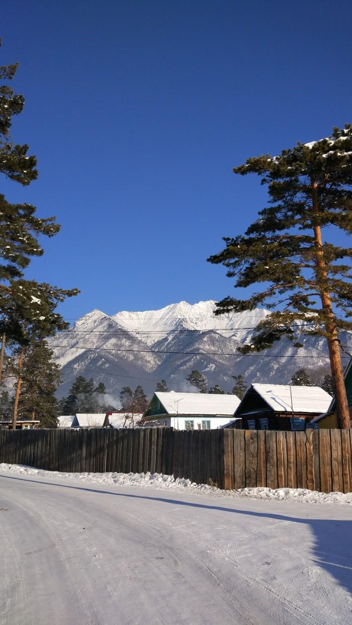 Маленькая Швейцария Байкал, Аршан, Саяны, Горы