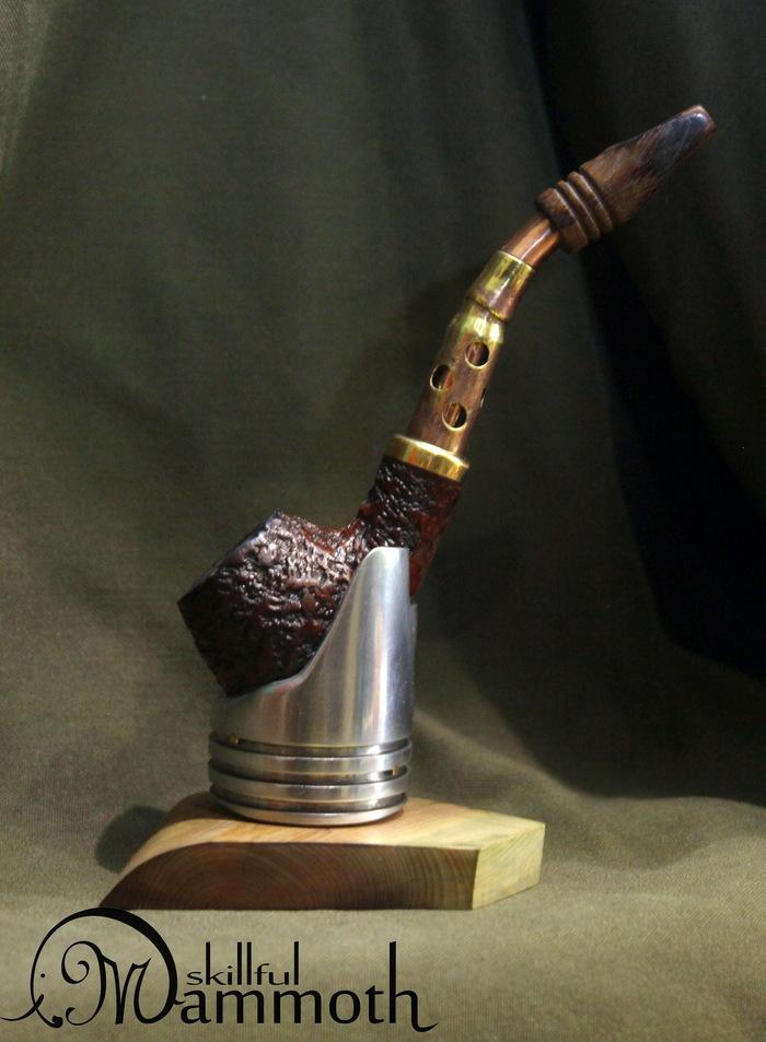 Вязание рукава из мохера 326