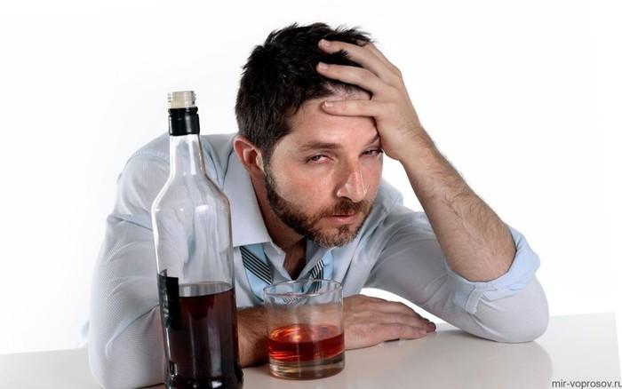 Если человек не пьянеет от алкоголя